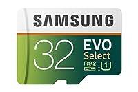 Samsung 32GB 95MB / s ( u1) MicroSDメモリカードEvo選択withアダプタ( mb-me32ga / AM )