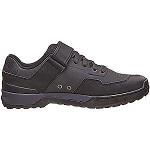 Five Ten Kestrel Lace Mountain Bike Shoe - Men's Carbon/Black/Clear Grey 11