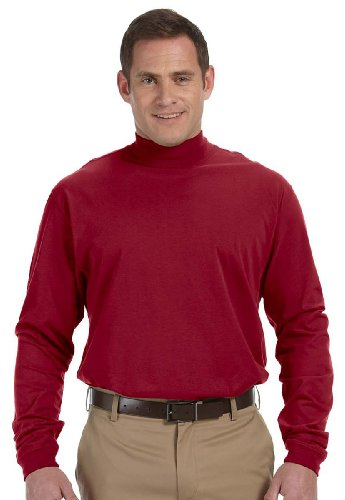 Jersey Turtleneck Sweaters Mens
