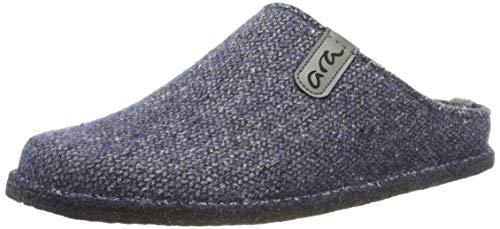 ARA Herren Cosy 1529916 Pantoffeln, Blau (Jeans 06), 39 EU