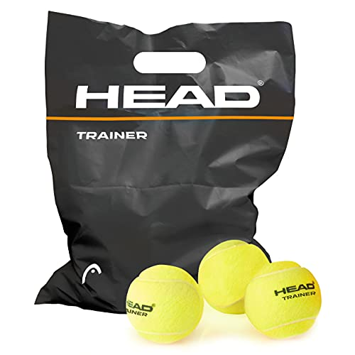HEAD Trainer-72 Bälle Tennisball, gelb, Einheitsgröße