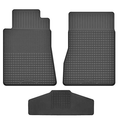 Fußmatten für Mercedes SLK R 170 1996-2004 Gummi Gumimatten Einzeln und als Set