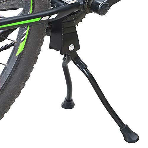 JUEYAN Zweibeinständer Fahrrad für 24/26 / 27/28 Zoll Doppelständer Höhenverstellbar Fahrradständer
