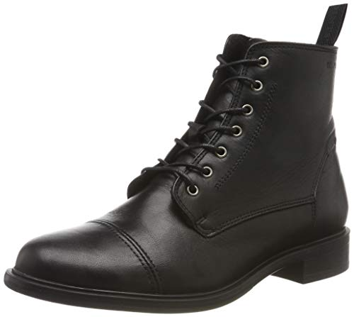 TEN POINTS Damen Dakota Stiefeletten, Schwarz (Black 101), 38 EU