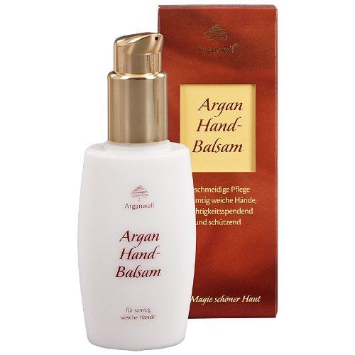 Arganwell - Baume pour les mains à l'huile d'argan - 100 ml