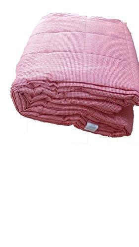 Bassetti Steppdecke aus Mikrofaser für französisches Bett, 220 x 260 cm