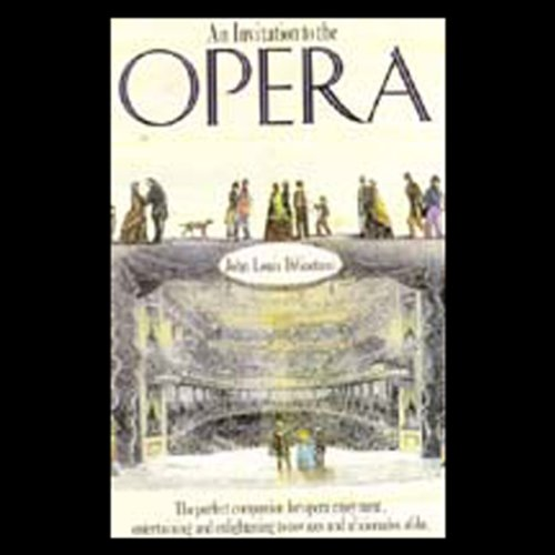 An Invitation to the Opera  audiobook cover art