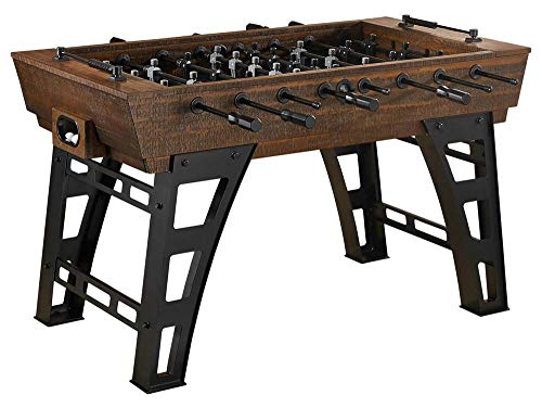 Find Cheap American Heritage Pritchard Foosball in Reclaimed Brown Finish