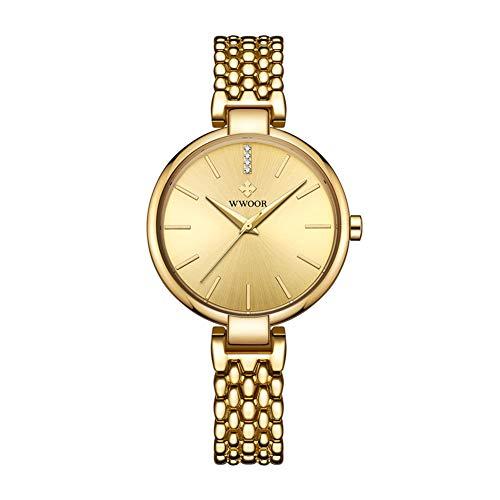 WWOOR - Damen -Armbanduhr- WAT05
