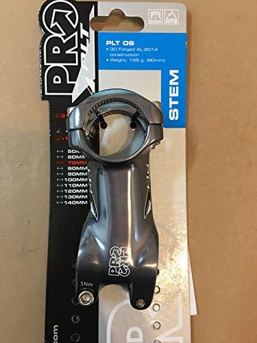 Pro PLT OS Potence 70 mm en Aluminium 31,8 MM, 10