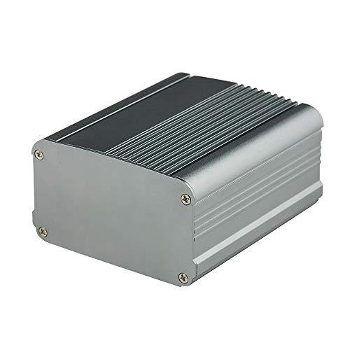 Eightwood MCX Connettore MCX Adattatore Connettore DIY Montaggio PCB Dritto Crimp 10Pcs per Cavo WLAN//Dab//GPS LMR195 RG58 RF Cable