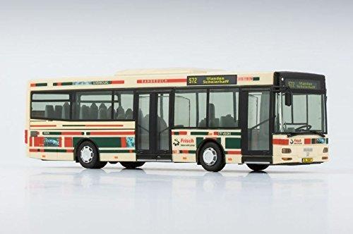 VK Modelle 09331 Man nm 223.2 Midi Sales-Lentz, WG. Sl3041, 572 Vianden Scheierhaff, Multicolore