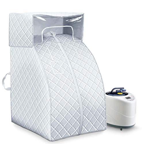 Productos para el hogar Cama Plegable Fácil Almacenamiento Calentador infrarrojo Sauna de Vapor SPA portátil para el hogar Cuerpo Completo Adelgazamiento Pérdida de Peso Terapia de desintoxicación