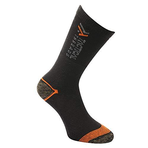 Regatta trp40206800Tactical Arbeit Socke, Größe 6, Schwarz (48Stück)