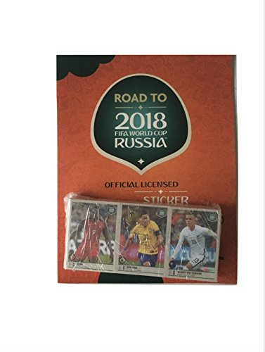 Road to Russia 2018 World Cup Panin…
