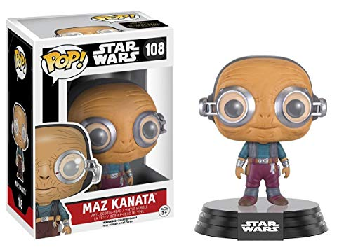 Star Wars Pop Vinyl Figure: Maz Kanata