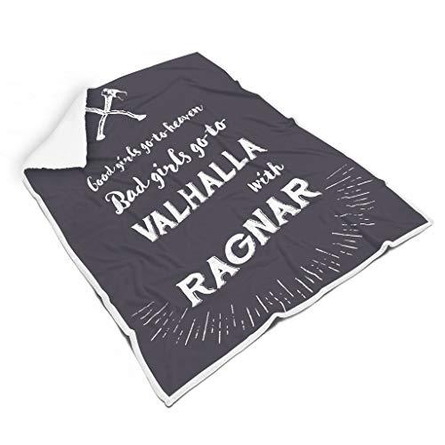 Vrnceit Bad Girls go to Valhalla ademend zacht voor op reis niet pluizen voor baby elegante stijl Viking