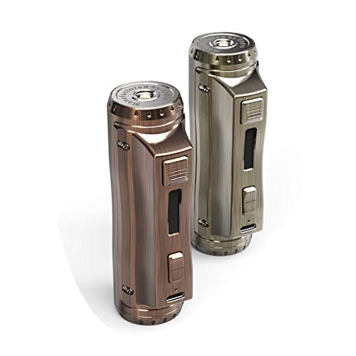 Ehpro Cold Steel 100 120W TC Box MOD con 0.0018S Velocidad de cocción ultrarrápida Potencia por batería 18650/20700/21700