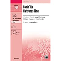 アルフレッド00-30921カミンアップクリスマス・タイム - ミュージックブック