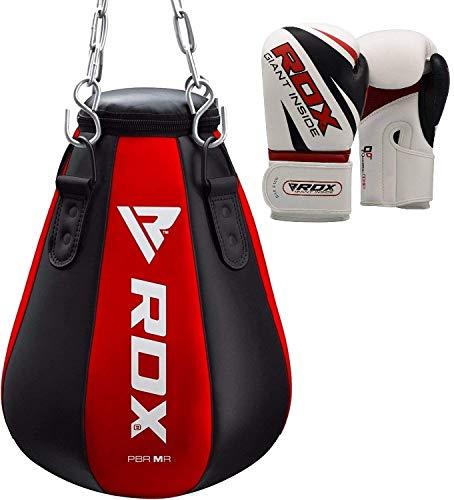 RDX Sacco da Boxe Labirinto Corpo Montante Borsa Sacchi Pelle Pugilato MMA VACANTI Terra Base Allenamento