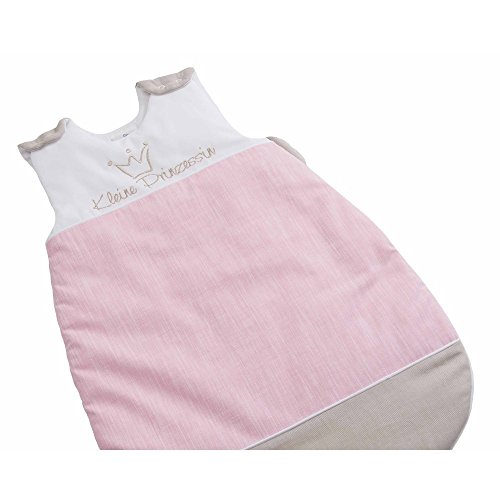 Be Be's Collection 450-60 Sommer-Schlafsack 110 cm Prinzessin neu rosa