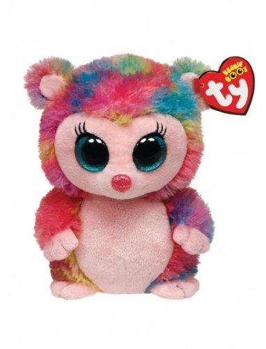 Ty Beanie Boos Holly - Hedgehog (Justice Exclusive) by Ty