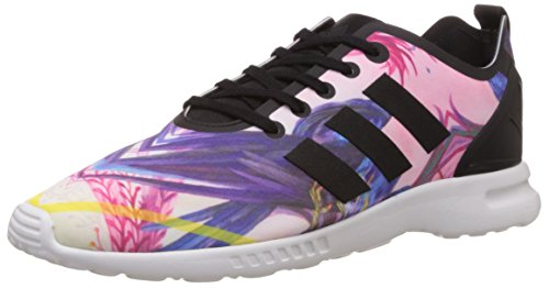 adidas Damen Zx Flux ADV Smooth Woman Sneaker, Mehrfarbig, 38 2/3 EU