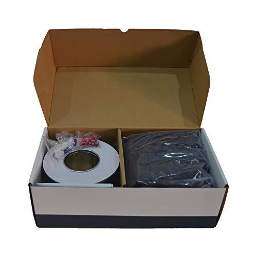 Home Deluxe - Mähroboter Installations Kit L - für alle Husqvarna Modelle - Zubehörset (Large)