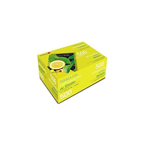 Prohima International S.A. Toallitas Limon Caja 500 Und
