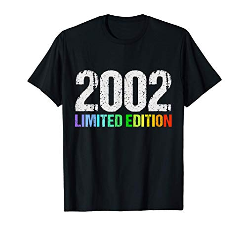 19 Años Cumpleaños Hombre Mujer Regalo Original Divertido Camiseta