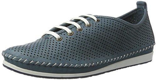 Andrea Conti Damen 0023446 Sneaker, Blau (Jeans 274), 39 EU