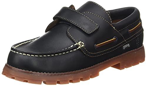 CAMPER Zapatillas Unisex para niños Compas Kids Boat Shoe, Color, Talla 32 EU