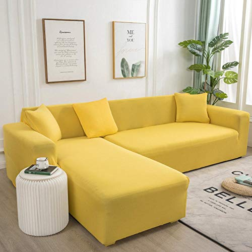 Abrand Sofa Cover, Modern and Simple 1/2/3/4 Seat Non-Slip Elastic Sofa Cover Pet Protective Cover,Sn-11,3 Seater