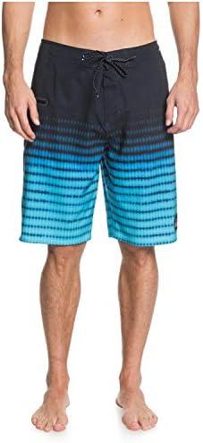Quiksilver Men s Highline UPSURGE 21 Boardshort Swim Trunk Pacific Blue 31 product image