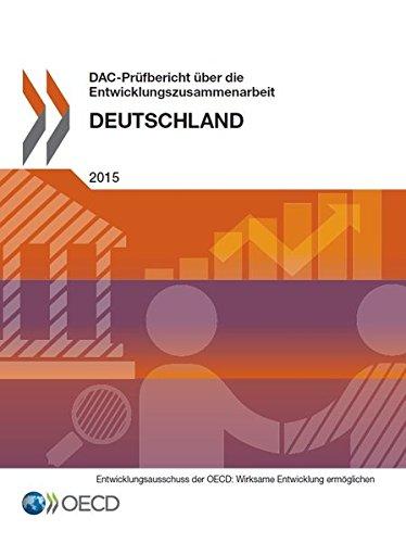 Dac-Prüfbericht über die Entwicklungszusammenarbeit: Deutschland 2015