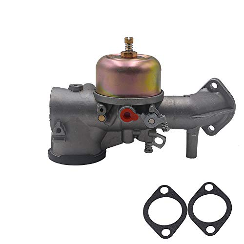 CARBN New 491031 Carburetor Compatible with BS 12HP Engine Motor Snapper Mower Carb with Gasket Replaces Part # 491031 490499 281707 281707 391788 393302 -  CARBN-01
