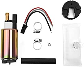 Fuel Pump FP382157- In Tank Electric Fuel Pump With Installation Kits Universal for Acura Ford Lincoln Mazda and More