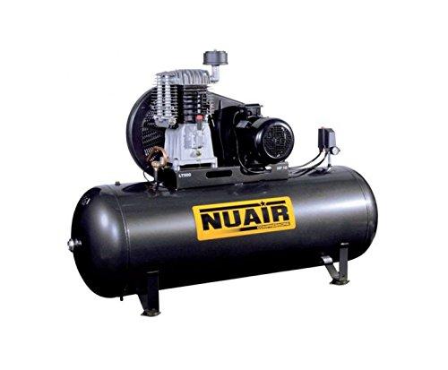 NUAIR NB5/5,5CT/500 fietsmotor 10HP 11BAR tankdeksel 500 liter