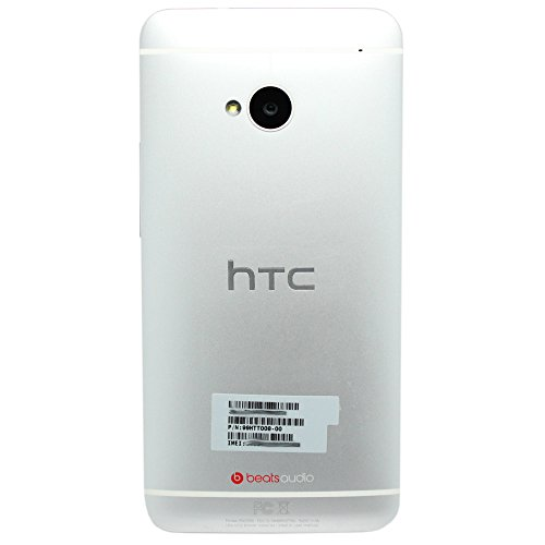 HTC One Smartphone Bluetooth Wi-Fi Android 32 Go Argent (Import Europe)