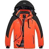 Men's Waterproof Ski Jacket Snowboarding...