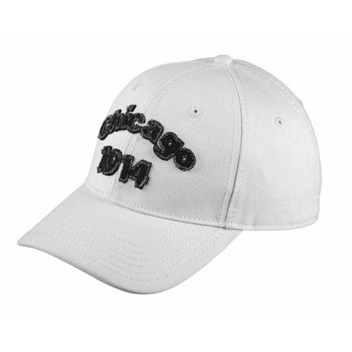 WILSON Lifestyle Casquette Unisexe-Blanc Blanc Blanc S-M