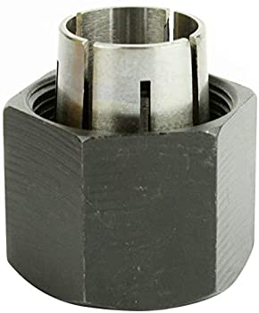 Gadgetool 1/2  Router Collet fit for Dewalt 326286-03 Bosch 2610906284,Big Horn 19693 & Hitachi 325-199 323-421 RC050DW