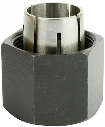 Gadgetool 1/2' Router Collet fit for Dewalt 326286-03, Bosch 2610906284,Big Horn 19693 & Hitachi 325-199, 323-421, RC050DW