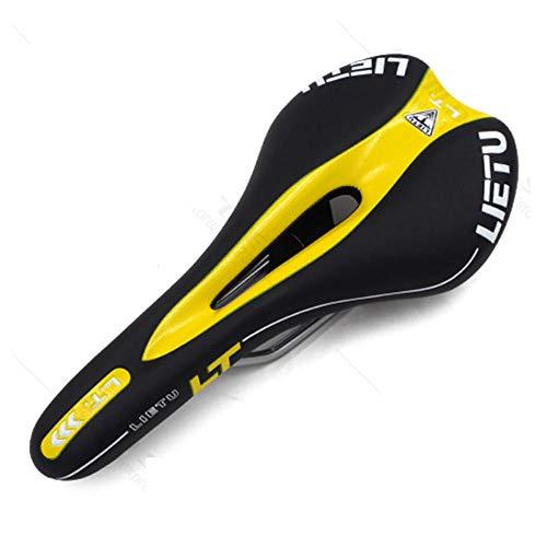 Fietszadel, Mountainbike Zadel Waterdicht, Fietszadel Mountainbike Rijzadel Gewicht ongeveer 295g