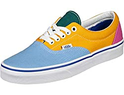 Multi Colored Vans Era