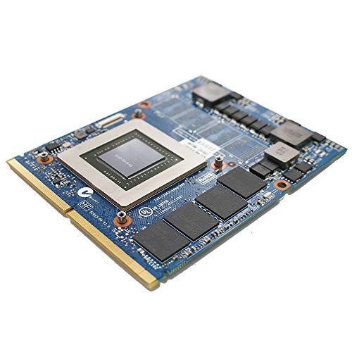 Genuine New Graphics Video Card NVIDIA GeForce GTX 860M GDDR5 2GB for Alienware 13 R1 18 17 R1 R2 R3 M17X R2 R4 M18X R2 R3 Gaming Laptop, N15P-GX-B-A2 MXM VGA GPU Board Replacement Parts