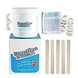 Wax enthaarung, Waxing Sugar Paste Kit,Schnelle Haarentfernung mit Warmwachs zu Hause Haare Sommer...