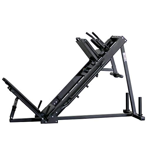 Titan Leg Press Hack Squat Machine