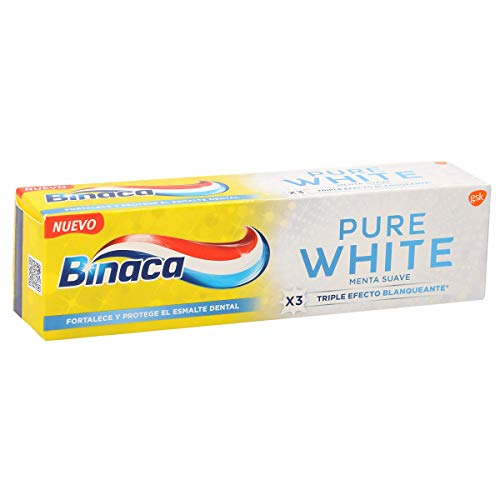 BINACA Blanqueante Profesional 75Ml 75 ml