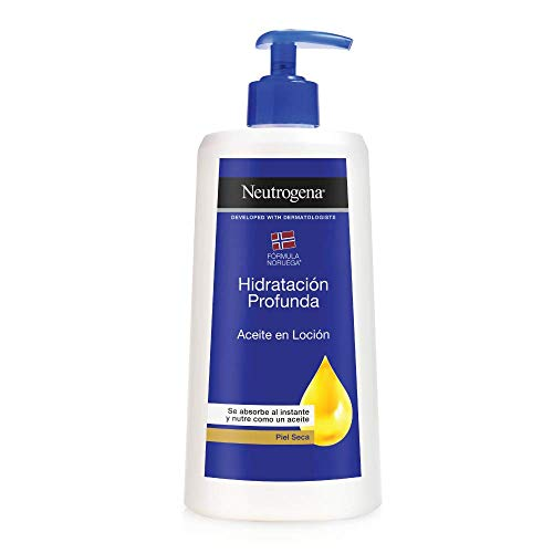 Neutrogena Aceite en loción hidratación profunda - 400 ml